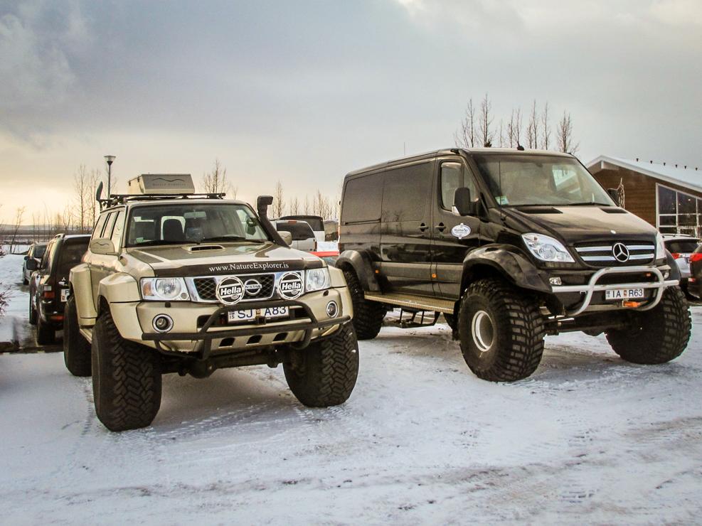 4x4 Islandais