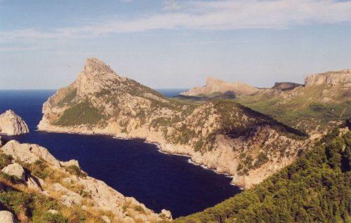 Le miraor e Formentor à Majorque