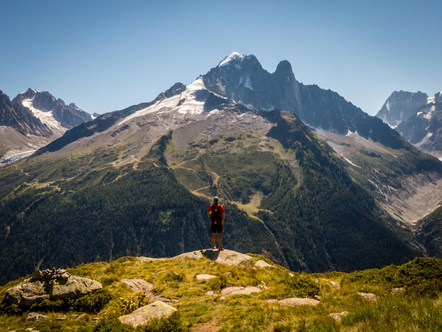 Avouez que c'est quand même beau la montagne