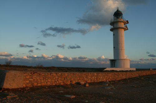 Un des nombreux phares de Formentera