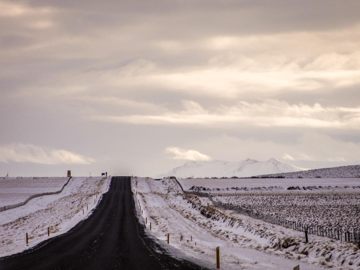 Les panoramas islandais...