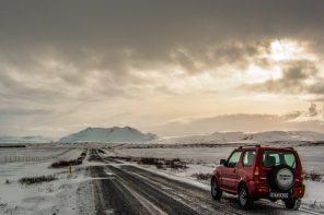 Location de voiture en Islande : mode d'emploi