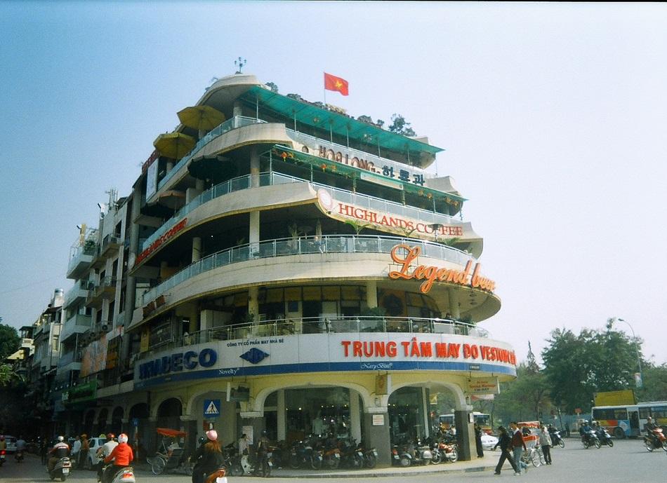 Hanoi, capitale du Vietnam