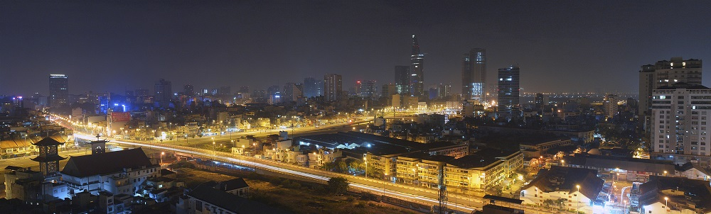 Saigon de nuit