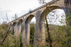 J'ai sauté à l'élastique dans l'Aveyron