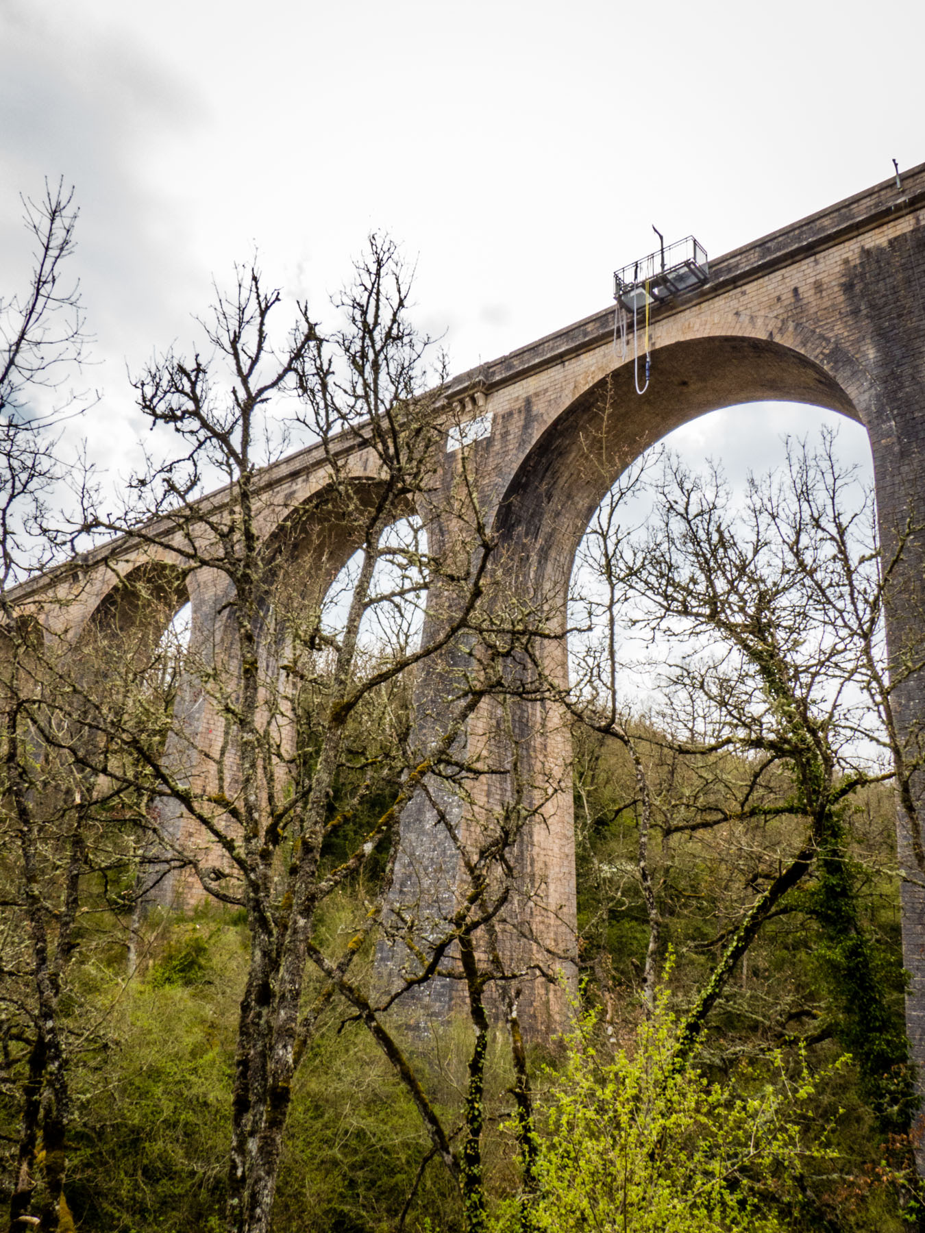 Viaduc de Sainte Eulalie