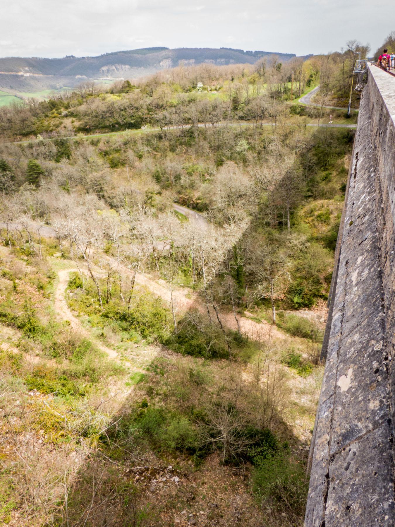 Vue Viaduc de Sainte Eulalie