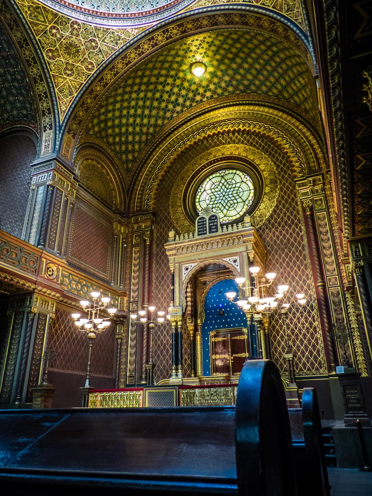 synagogue prague