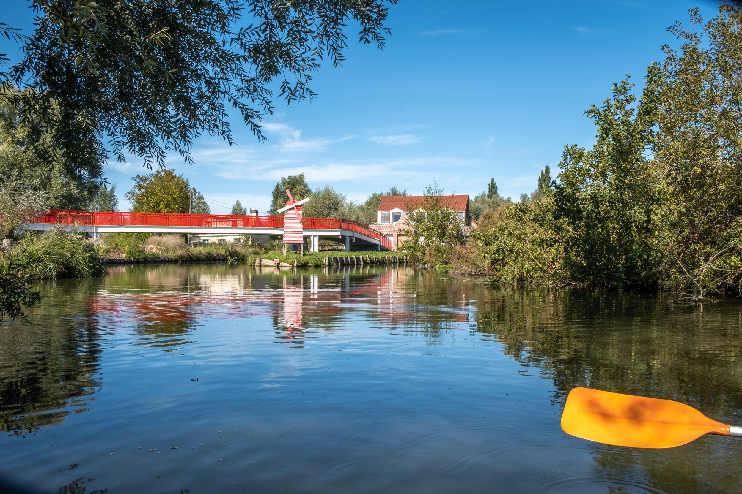 canoe-marais-saint-omer