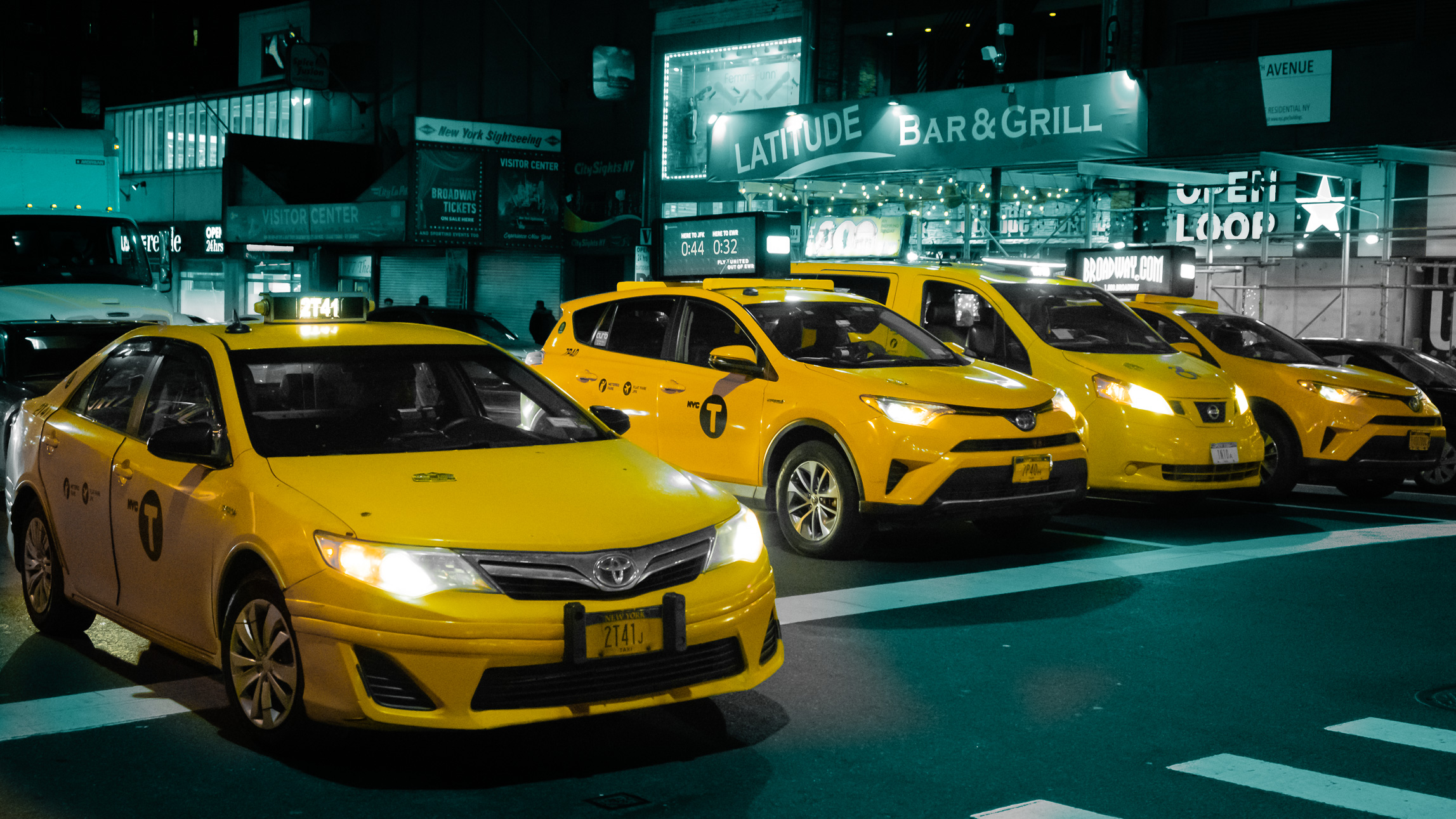 taxi-jaune-new-york