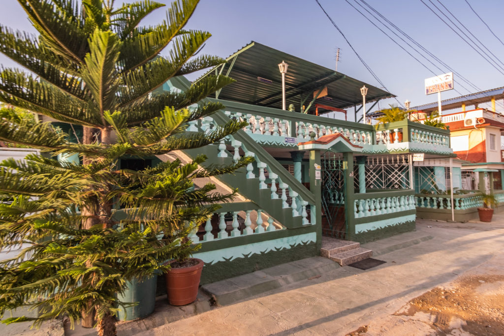 Casa particular à Cuba