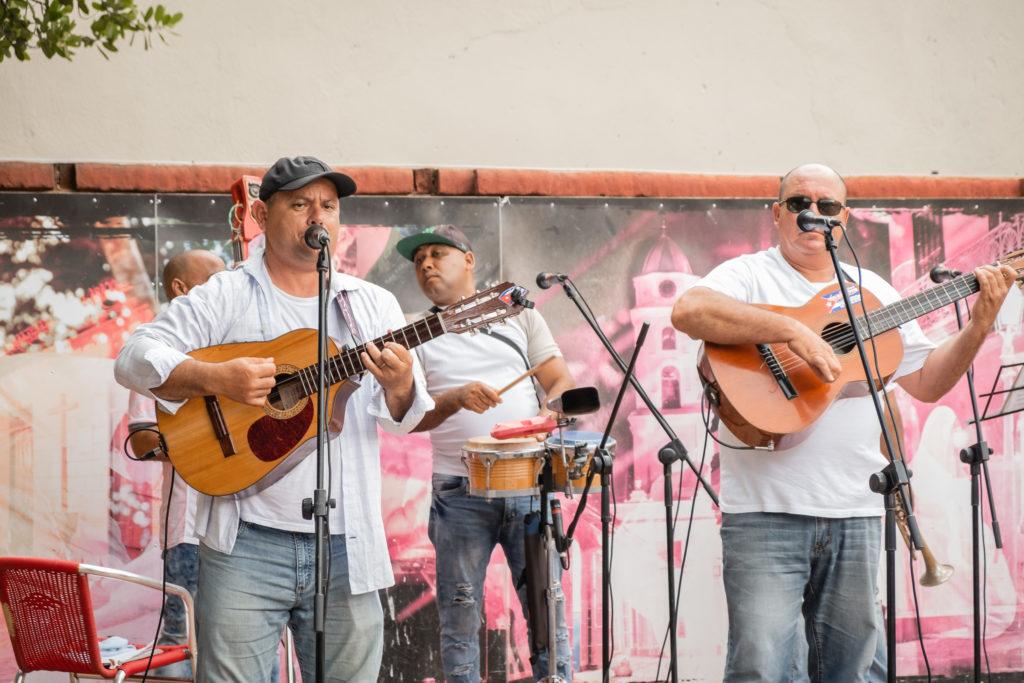 Concert de salsa Cuba