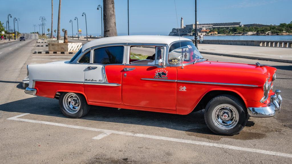Taxi collectif cuba